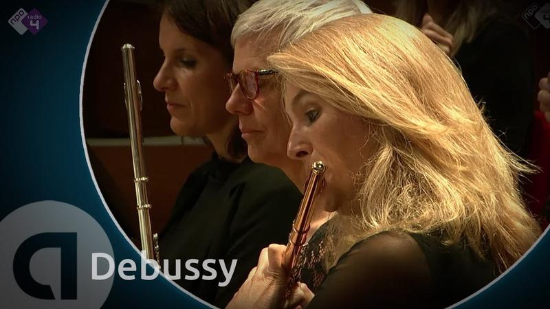 Debussy Prélude à l'après midi d'un faune Radio Philharmonic Orchestra Live Concert HD