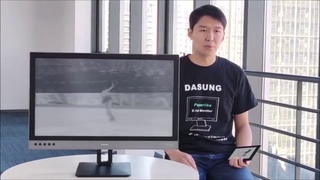 """Dasung Releases 25.3"""" Monitor- Paperlike 253 