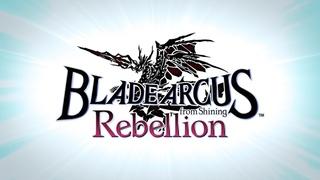 『BLADE ARCUS Rebellion from Shining』