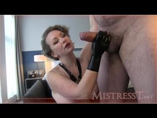 Mistresst- Cuckold cock tease
